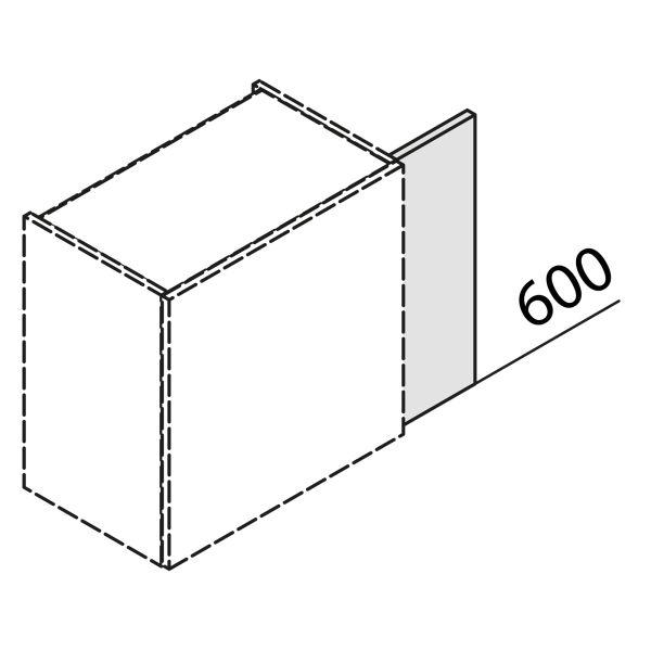 Nolte Küchen Hängeschrank Passleiste HPL1-60