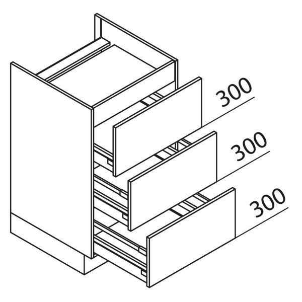 Nolte Küchen Unterschrank Kochstellenschrank KAZ90-90-60