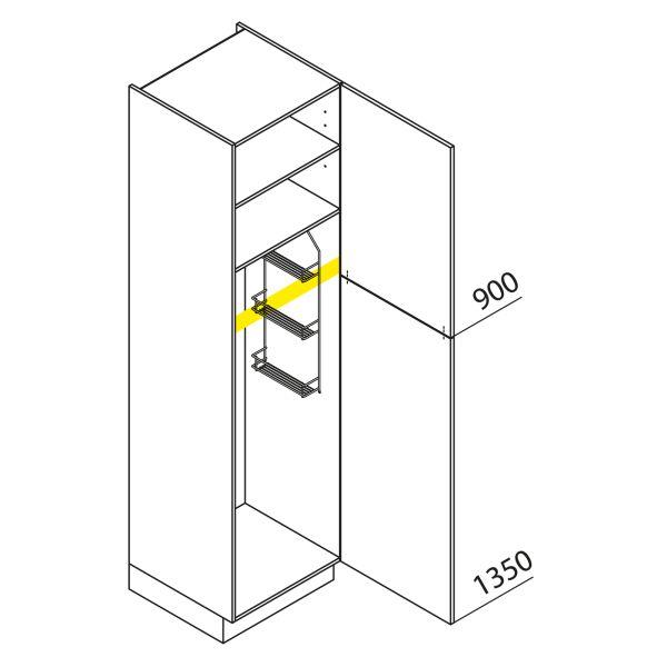 Nolte Küchen Hochschrank Besenschrank VB40-225-H