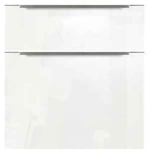 Weiß Hochglanz 16W