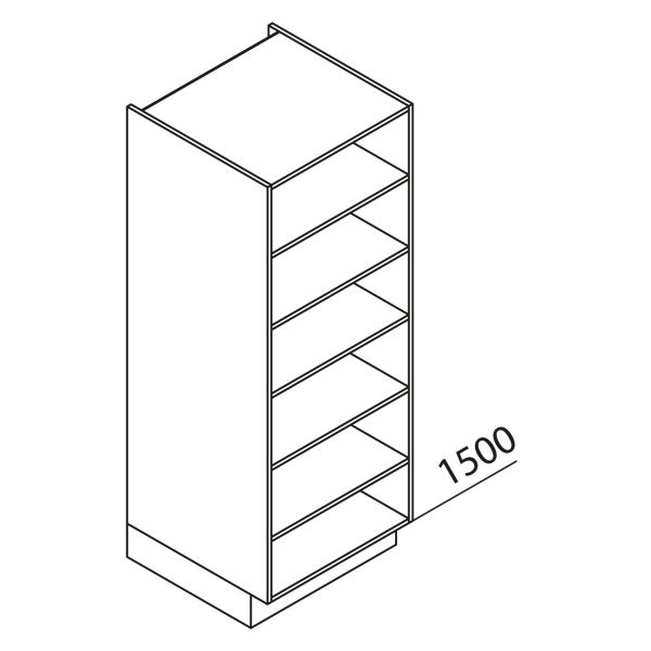 Nolte Küchen Hochschrank Regal SR25-150