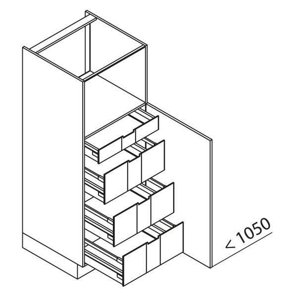 Nolte Küchen Hochschrank Geräteschrank GBI150-4