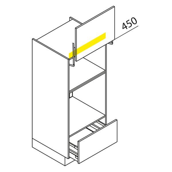 Nolte Küchen Hochschrank Geräteschrank GBLA135-3