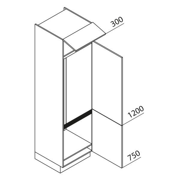 Nolte Küchen Hochschrank Geräteschrank GKG225-179
