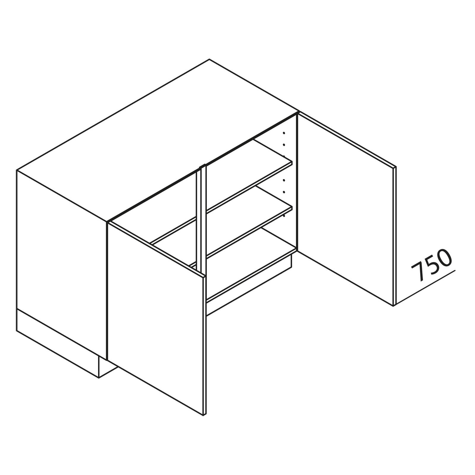 nolte k chen unterschrank udd90. Black Bedroom Furniture Sets. Home Design Ideas