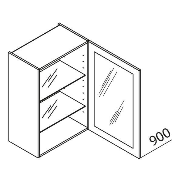 Nolte Küchen Hängeschrank mit Glastür HVDF50-90