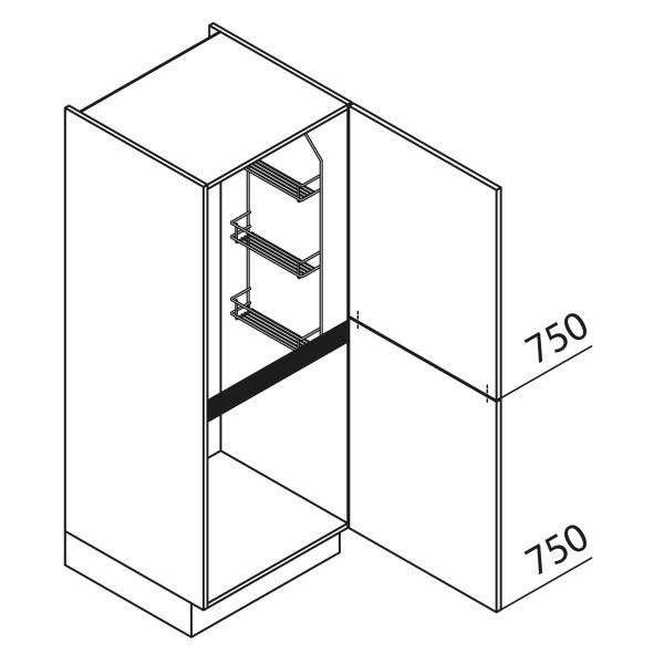 Nolte Küchen Hochschrank Besenschrank VB60-150