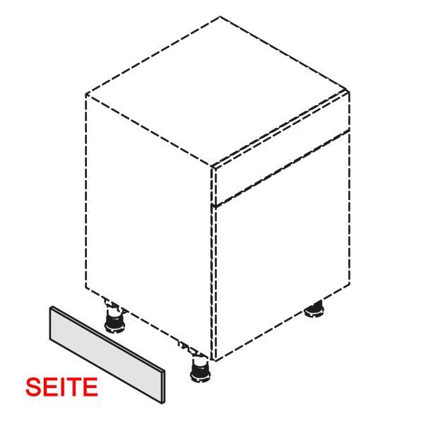 Nolte Küchen Seitensockel SOS (52,7 cm)