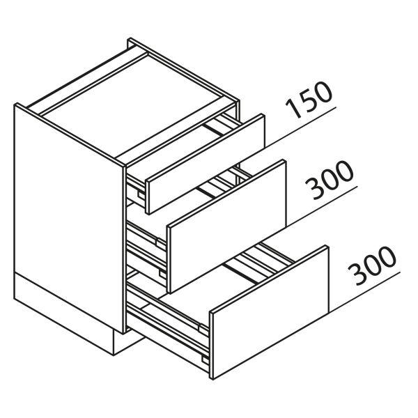 Nolte Küchen Unterschrank Kochstellenschrank KUAK80-B