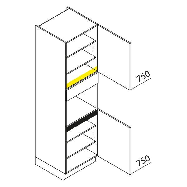 Nolte Küchen Hochschrank Geräteschrank GB210-2