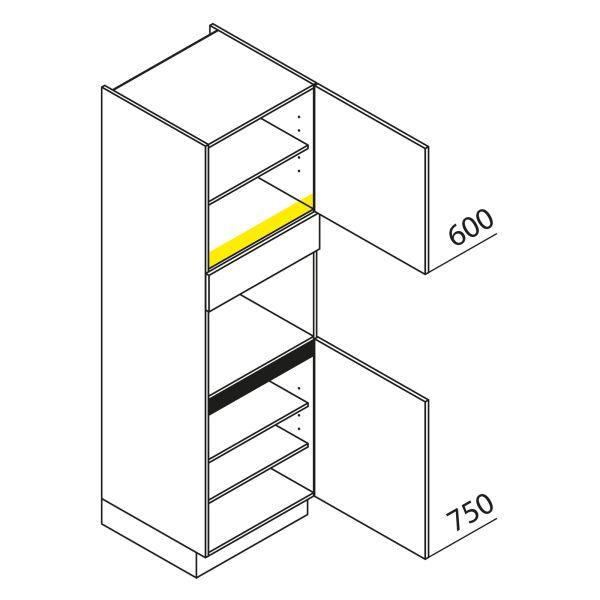 Nolte Küchen Hochschrank Geräteschrank GB195-2