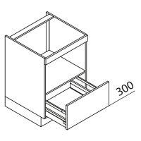 Unterschrank Kochstellenschrank Nolte Küchen KM60-442
