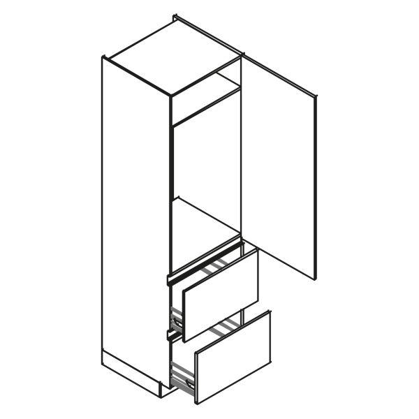 kitchenz k1 Geräteschrank AGI16-103Z2