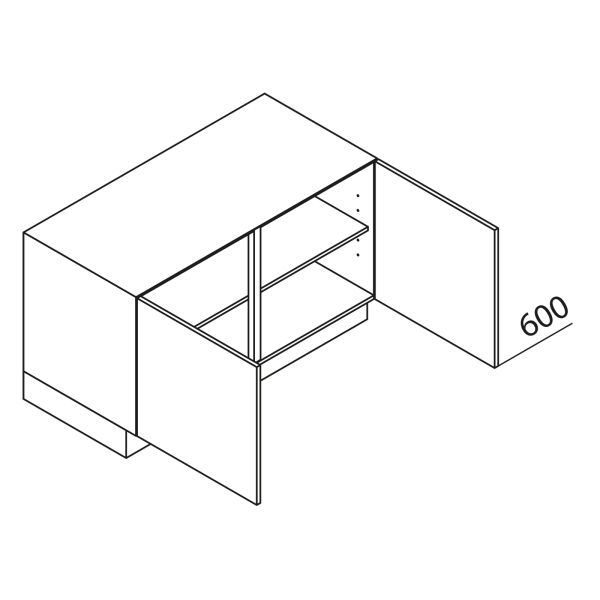 Nolte Küchen Unterschrank UDD120-60-60