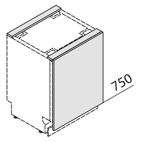 Türfront für Geschirrspüler GSBD45-01