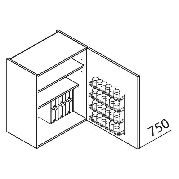 Nolte Küchen Hängeschrank Gewürzschrank HGL40-75