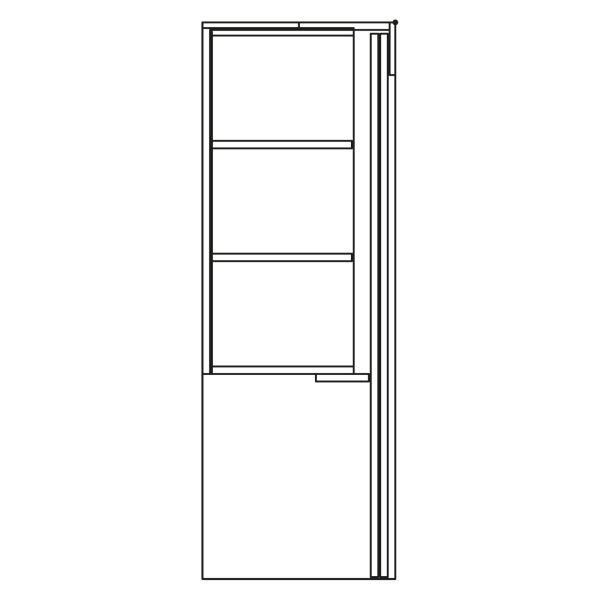 kitchenz k1 Aufsatzschrank STTL10-160