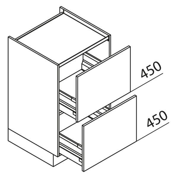 Nolte Küchen Unterschrank Kochstellenschrank KUZ90-90-60-H