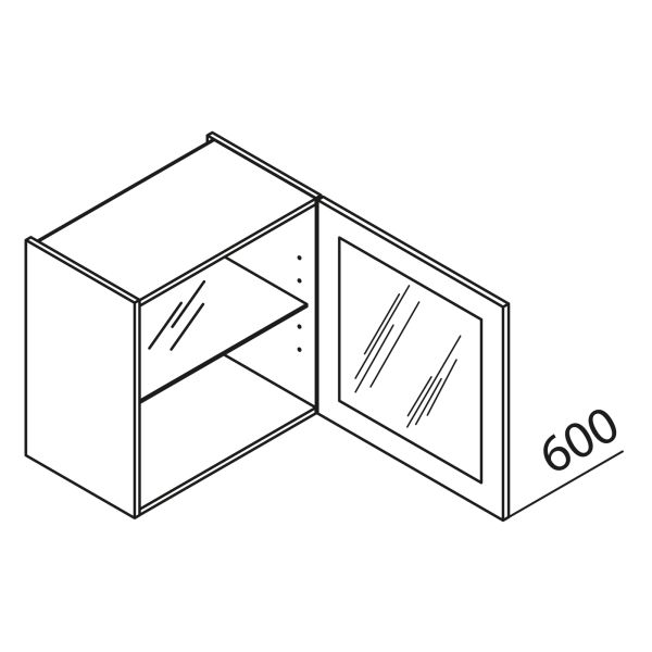 Nolte Küchen Hängeschrank mit Glastür DE HVDE45-60