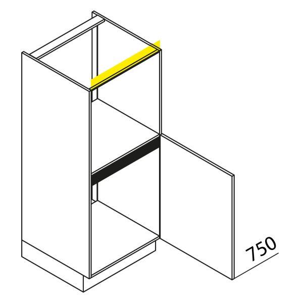 Nolte Küchen Hochschrank Geräteschrank GKB135-72-3
