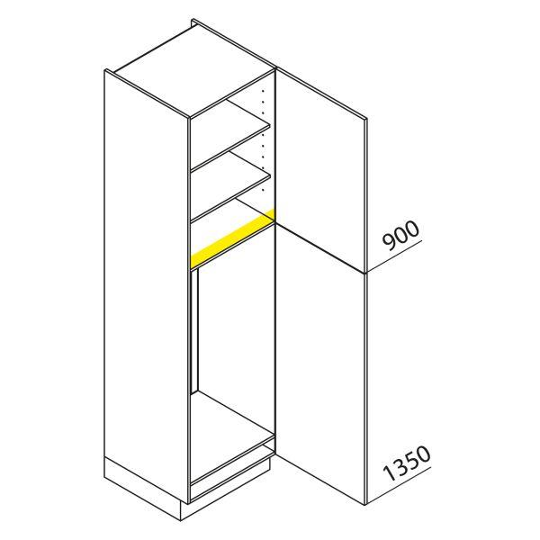 Nolte Küchen Hochschrank Geräteschrank GK225-123-10