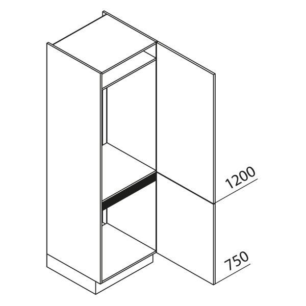 Nolte Küchen Hochschrank Geräteschrank GKK195-72-103