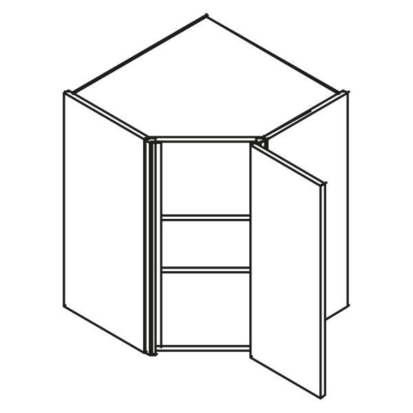 kitchenz k1 Diagonalschrank HED6-062